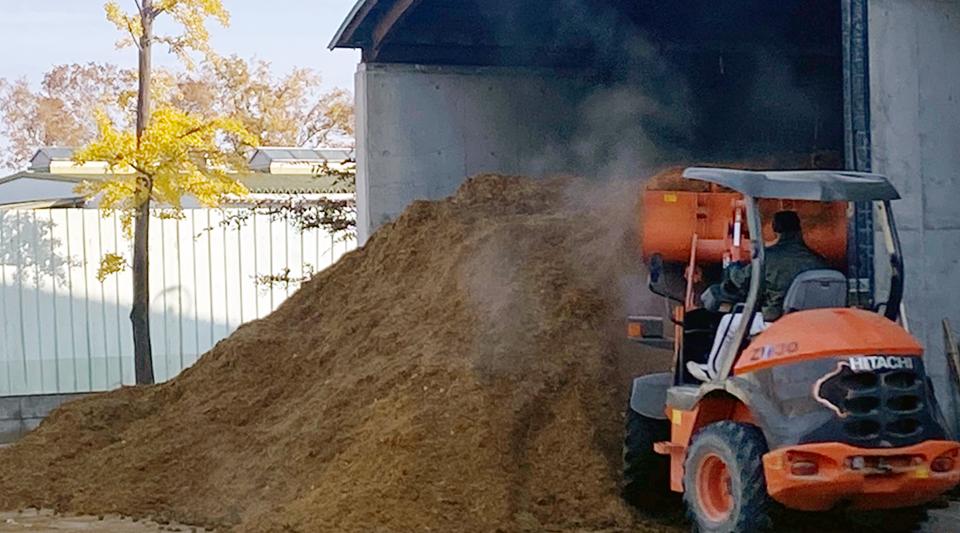有機肥料製造販売写真02